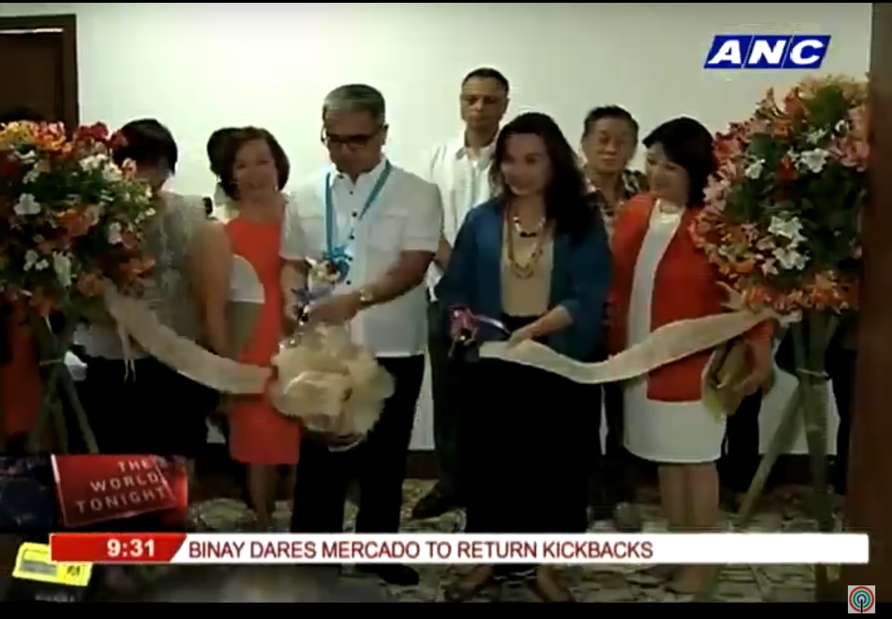 DOST-PTRI featured on ANC's How to promote native fabrics in PH
